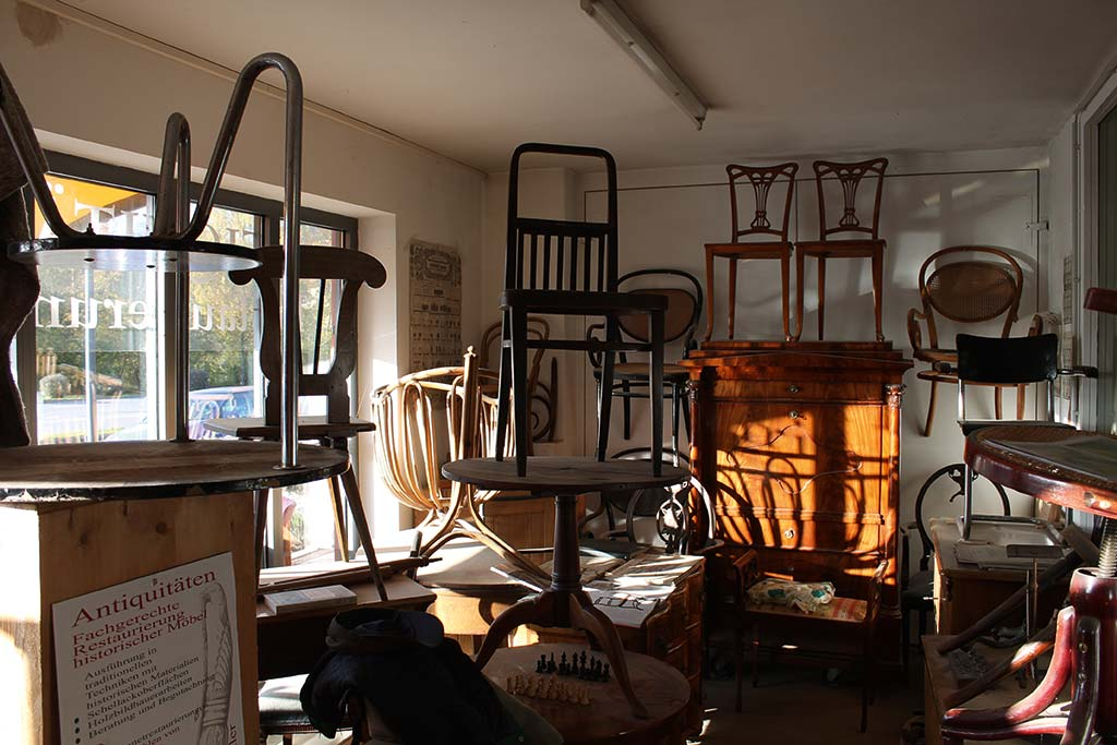 Möbelpflege Ratgeber - Restauratorwerstatt von Harald Sättler