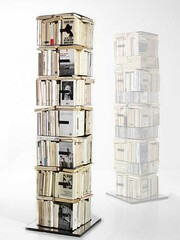 Büchersäule Ptolomeo X4