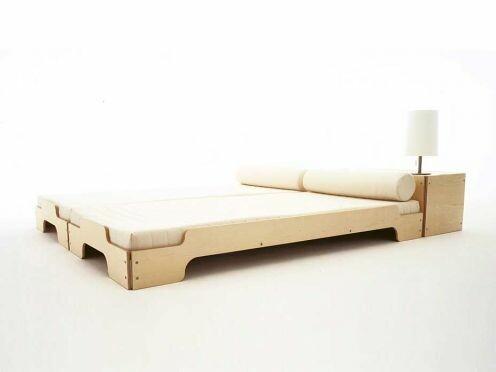 stapelliege von rolf heide stapelbett sofort lieferbar. Black Bedroom Furniture Sets. Home Design Ideas