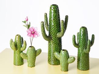 Vase Kaktus