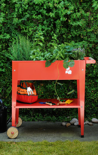 Gartentrolley Urban