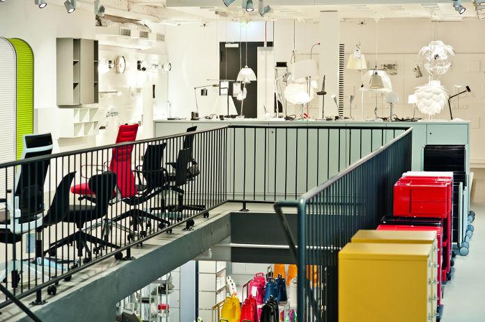 Leuchten im Cairo Designstore München