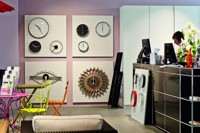 Uhren im Cairo Designstore München