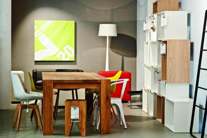 Wohnmöbel im Cairo Designstore München